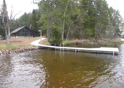 Pine Cone -handicapped pier