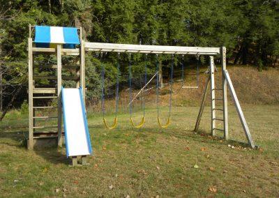 Pine Cone -swing set