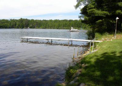 SH- lake steps
