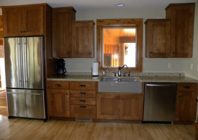 Twin Oaks- kitchen 1